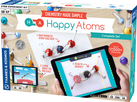 Happy Atoms Complete Set (50 Atoms) picture