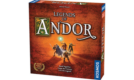 Legends of Andor (Base Game) picture