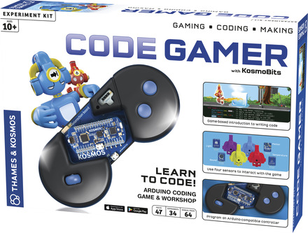 Code Gamer picture