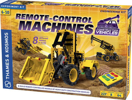 Remote-Control Machines: Construction Vehicles picture