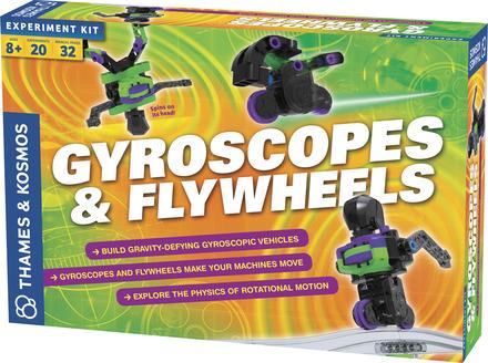 Gyroscopes & Flywheels picture