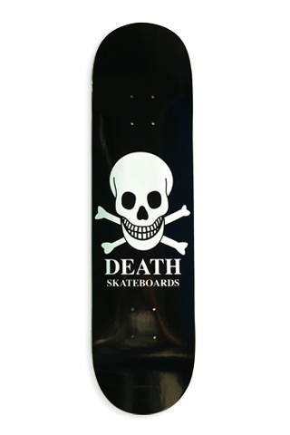 Death - OG Skull Black Deck picture