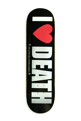Death - I Heart Death Deck picture