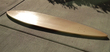 "BLEM Natural Pintail Longboard 46"" 9 ply additional picture 2"