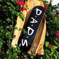 DAD TV skateboard