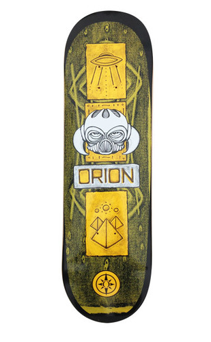 Orion Decks - What if - Yellow picture