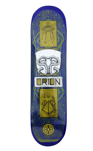 Orion Decks - What if - Green picture