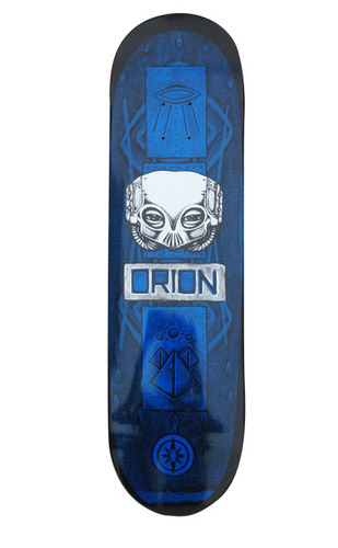 Orion Decks - What if - Blue picture