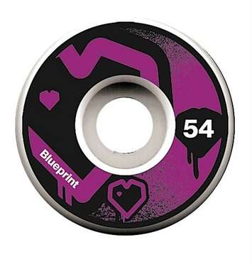 Spray Heart 54 mm picture