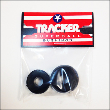 Tracker Classic Black bushings picture