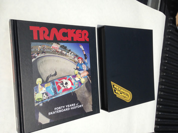 TRACKER - Forty Years of Skateboard History (Collector's Edition) picture
