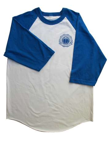 YAKOB BASEBALL-WHITE/ROYAL picture