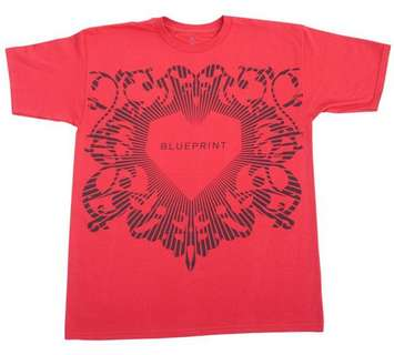 INFINITY - RED- T-shirt picture