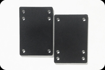 "1/8"" Orion Black Shock Pads picture"