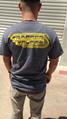 Tracker Wing T-shirt Grey
