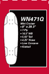 Mini Cruiser deck Channel WN471 additional picture 3