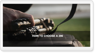 HOW TO CHOOSE A 290