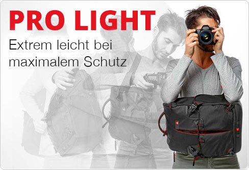 Manfrotto Pro Light Taschen