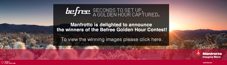 Befree Golden Hour contest