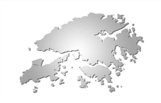 HK map