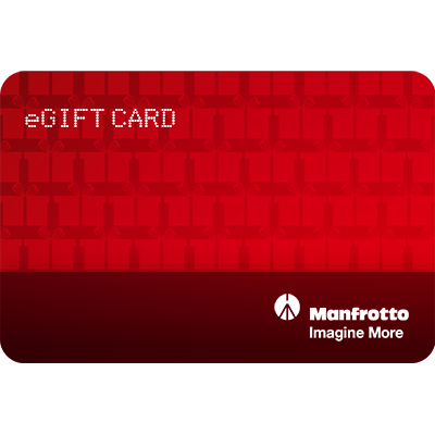 Manfrotto Gift Cards