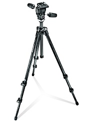 Manfrotto 294 3 Way Tripod