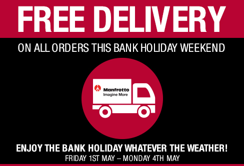 FREE Bank Holiday Delivery