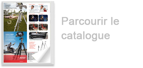 Parcourir le catalogue