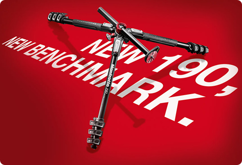 Learn More About the World of Manfrotto