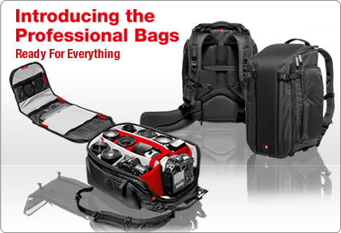 Professional Bags Collection