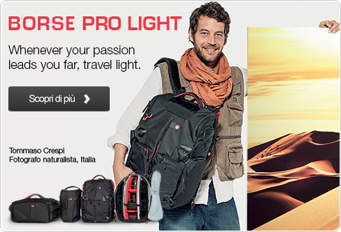 Manfrotto Pro-Light