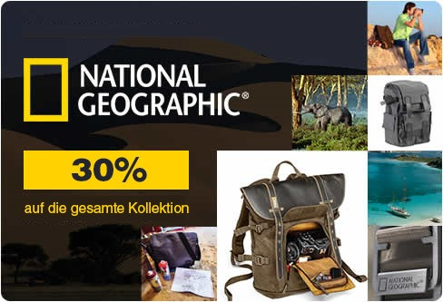 National Geographic Promotion
