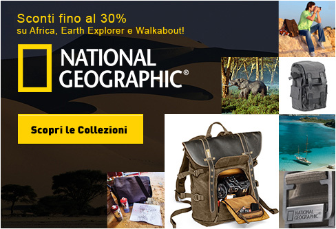 Borse National Geographic