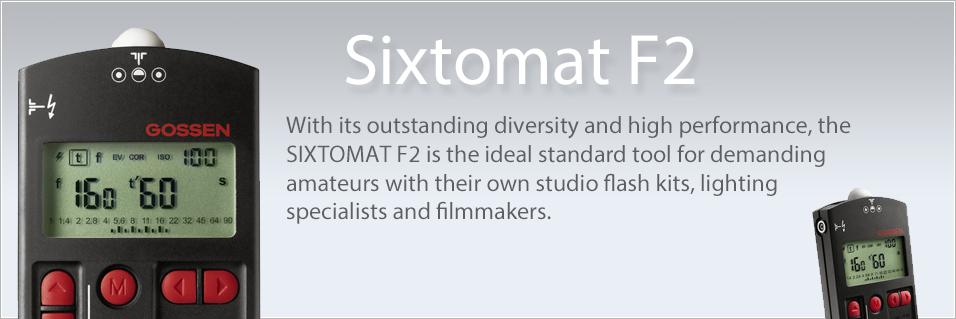 Gossen Sixtomat F2