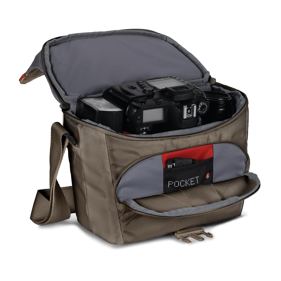 Manfrotto Bella Iv Shoulder Camera Bag 10