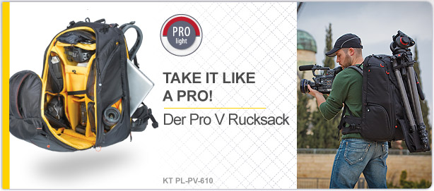 Pro V Rucksack
