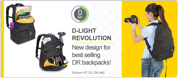 DR Backpack - D-Light Revolution