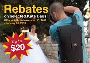 Rebates - Just in time for the holidays!