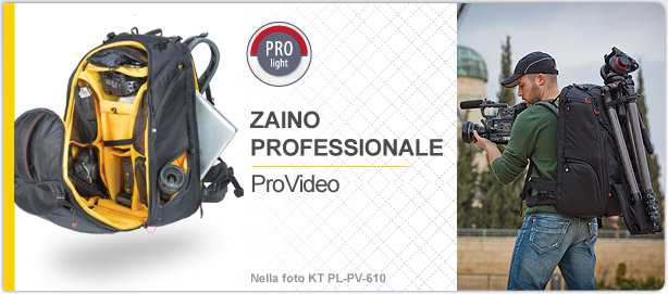 Zaino Professionale ProV