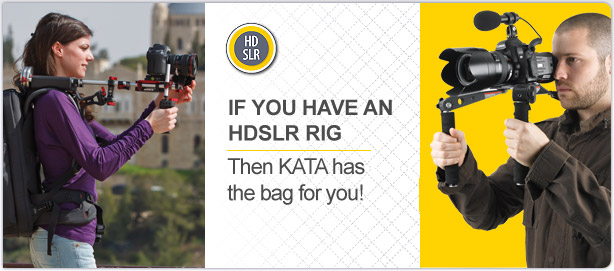 HDSLR Bags - All You Need is Light
