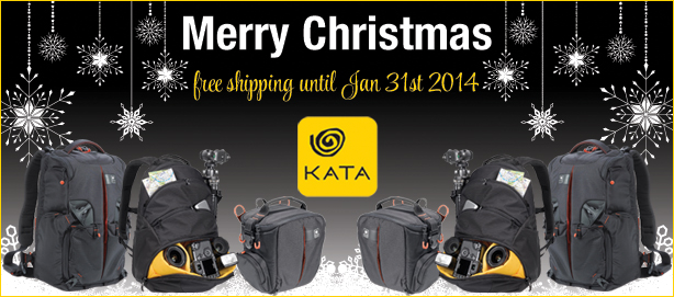 FREE SHIPPING on all KATA UK products!