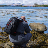 UK local hero and landscape photographer Steve Gosling says Kata 3N1 bag 'is best by far'