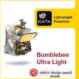 Kata Bumblebee Ultra-Light Backpack Already an Award Winner