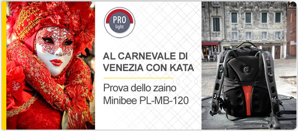 Al Carnevale di Venezia con Kata