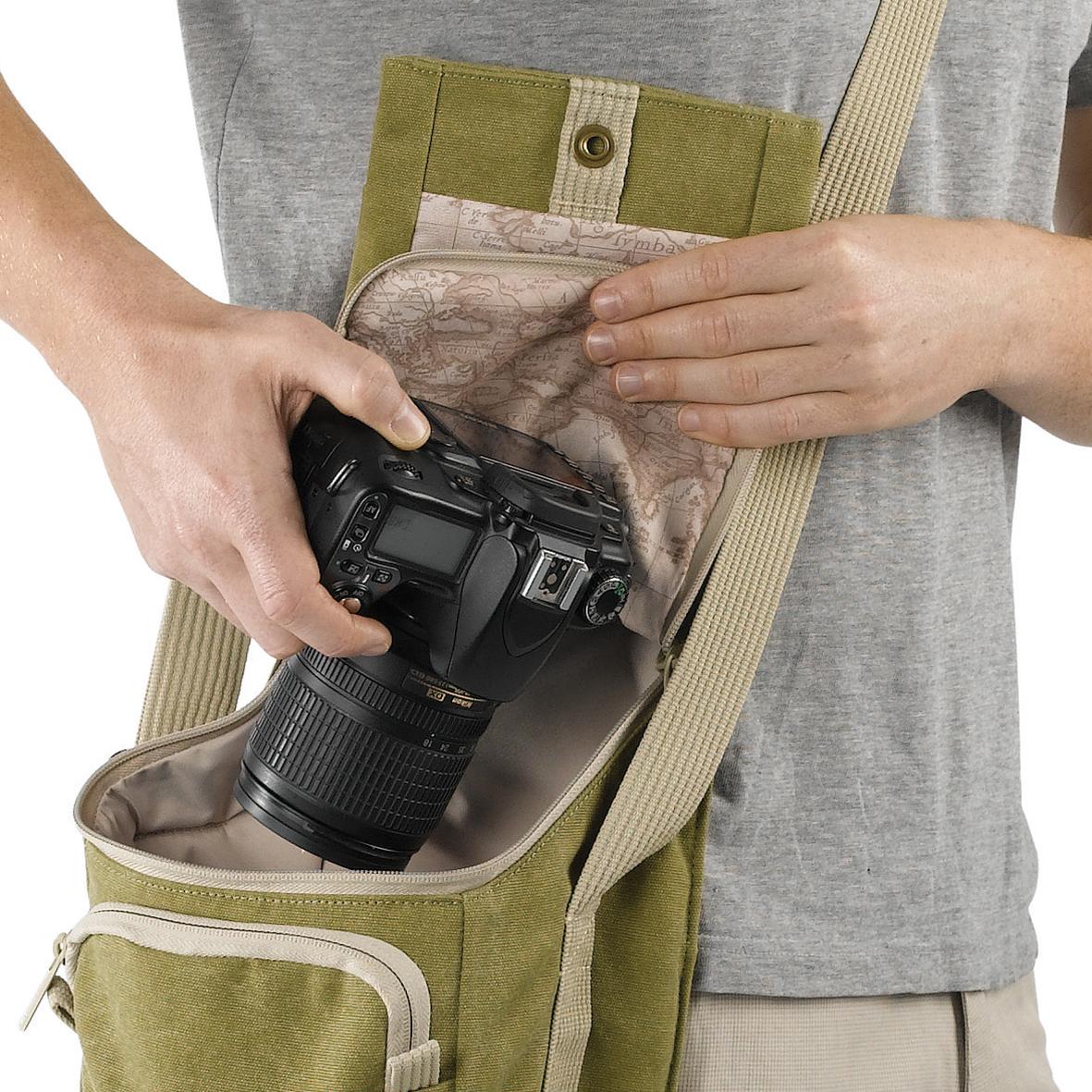 National Geographic Small Shoulder Bag Ng 2343 103