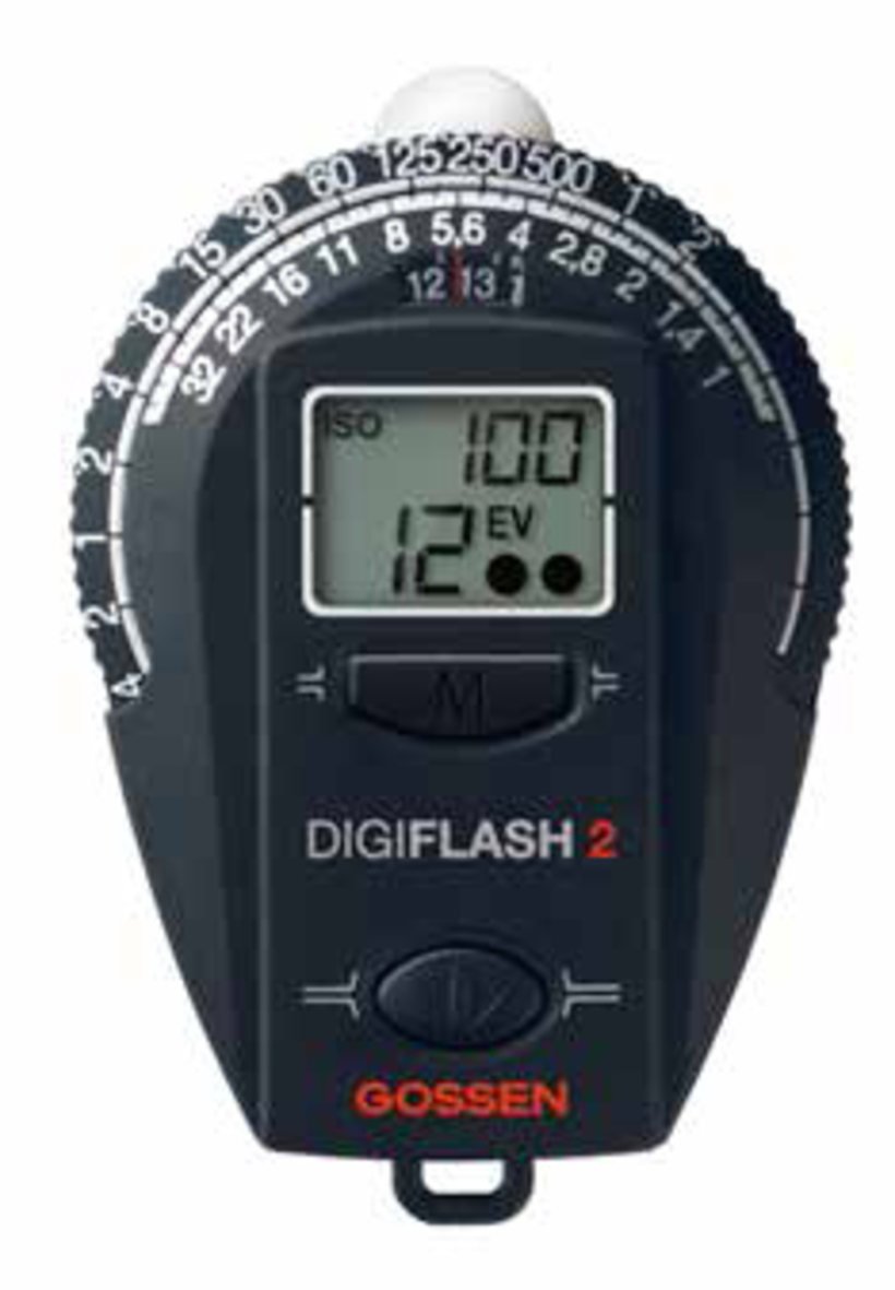 DIGIFLASH LIGHT METER 2