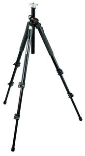 Professional Aluminium Tripod Black without Head