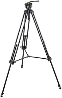 Kit 501HDV Pro Video Head and 547B Pro Video Tripod