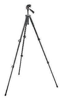 293 Aluminum Kit, Tripod 3 sections with 3 Way Head QR
