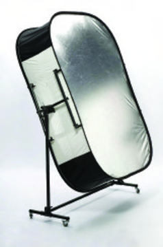 MegaLite 6'x4' Softbox with it's Support Stand
